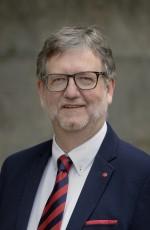 Heiner Fragemann, Erster Bürgermeister der Stadt Wuppertal.